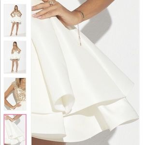 Short bridal style dress ! New ! All sizes